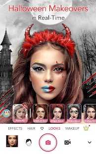 YouCam Makeup-Magic Selfie Cam & Virtual Makeovers Screenshot