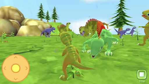 Dinosaur World 3D - AR Camera  screenshots 2