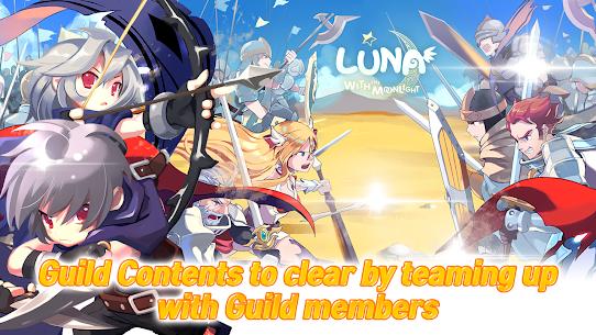 LunaM : SG MOD APK (Mod Menu/Attack Speed) 4