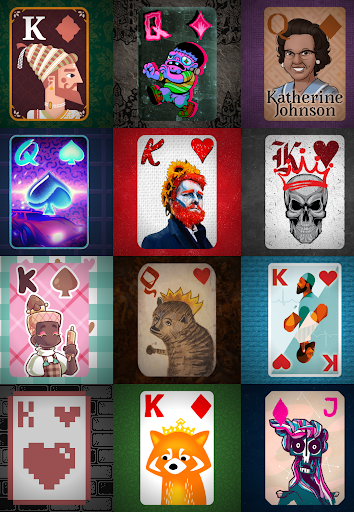 FLICK SOLITAIRE - The Beautiful Card Game  screenshots 10