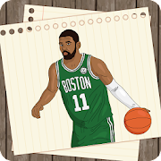 Color Or Draw Professional USA Basketball Players