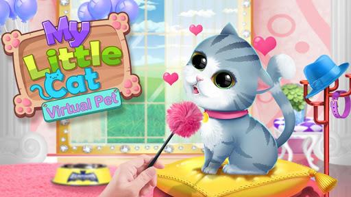 ud83dudc08ud83dudec1My Little Cat - Virtual Pet  screenshots 14