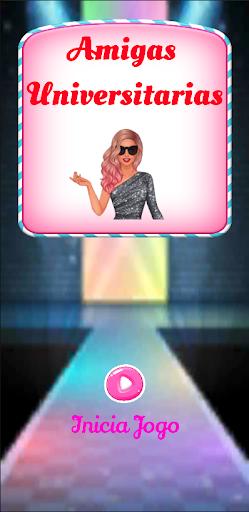 Amigas Fashion Universitu00e1rias - Jogos de Vestir 0.12 screenshots 1