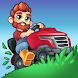 芝刈りに夢中 - Androidアプリ