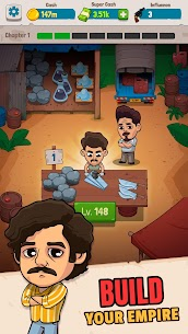 Narcos: Idle Cartel Mod Apk (Unlimited Money) 3