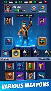 Guardians: Alien Hunter Mod 1.0.8 Apk [Unlimited Gold/Diamonds] 5
