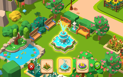 Zoo Tiles:Animal Park Planner 1.48.5027 screenshots 1