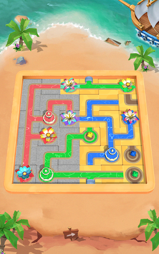 Flow Water Connect Puzzle  screenshots 13