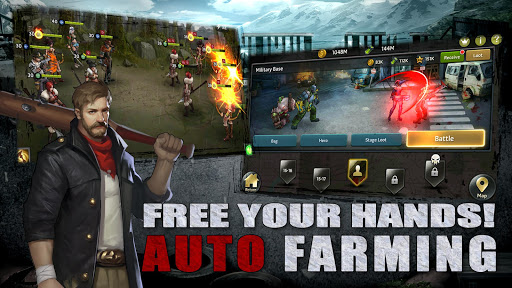 Zombies Crisisuff1aFight for Survival RPG 1.1.24 screenshots 12