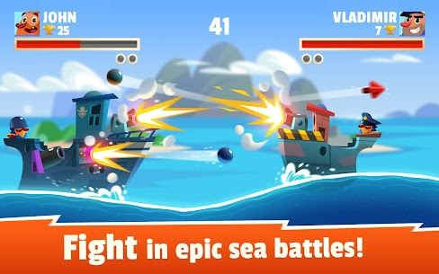Oceans of Steel Mod Apk (Free Chests/Free Coins) Download 9
