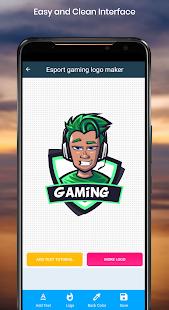 eSports gaming logo maker with name - Free 3.0 Screenshots 4