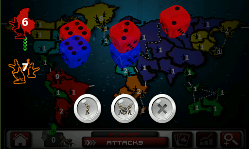 Rise Wars (strategy & risk) ++ For PC Windows (7, 8, 10, 10X) & Mac Computer Image Number- 7