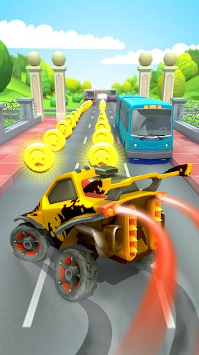 Car Run Racing 🚗 Super Car Race apkmartins screenshots 1
