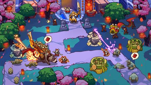 Empire Defender TD: Tower Defense The Fantasy War screenshots 1