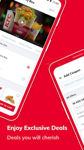 KFC UAE (United Arab Emirates)  Screenshots 4
