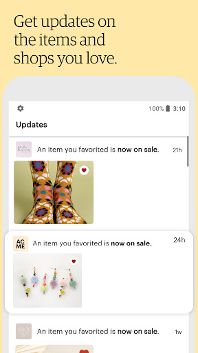 Etsy: Buy Custom, Handmade, and Unique Goods apktram screenshots 7