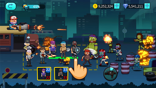 Among the Zombie  screenshots 5