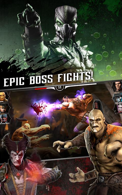 MORTAL KOMBAT: The Ultimate Fighting Game!  poster 15