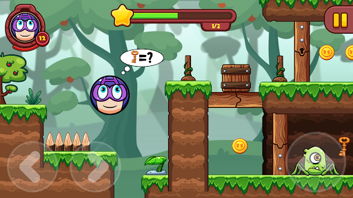 Bouncy Adventure - Ball Bounce Season 0.1.0 screenshots 4