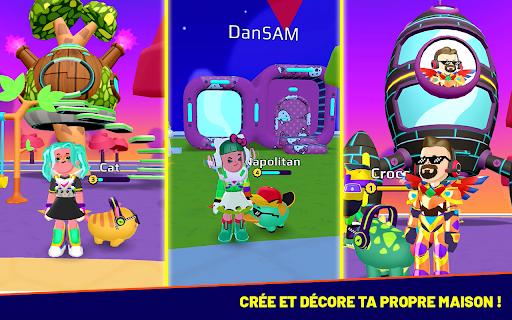 PK XD - Explorez l'univers et jouez avec vos amis apk mod screenshots 3