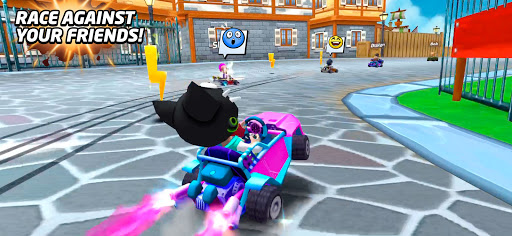 Boom Karts - Multiplayer Kart Racing apkpoly screenshots 16