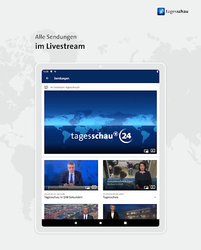 tagesschau - Aktuelle Nachrichten 3.0.2 Screenshots 8