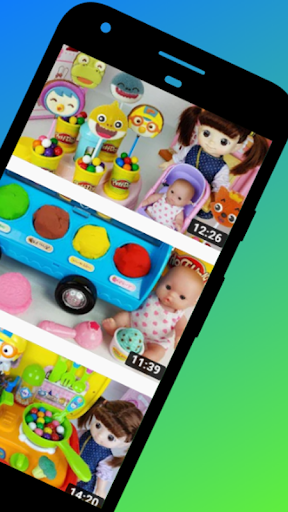 New Cooking Toys Collection Videos 6.0 Screenshots 6