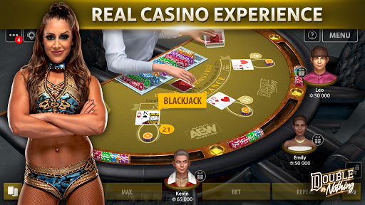 AEW Casino: Double or Nothing  screenshots 14
