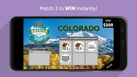 Lucktastic: Win Prizes, Real Rewards, & Gift Cards 1