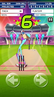 Stick Cricket Super League Screenshot