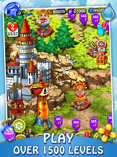 Magica Travel Agency - Match 3 Puzzle Game 1.2.9 screenshots 12