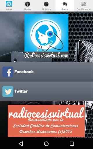 Radiocesis Virtual For PC Windows (7, 8, 10, 10X) & Mac Computer Image Number- 7