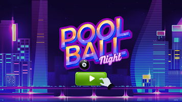 Pool Ball Night