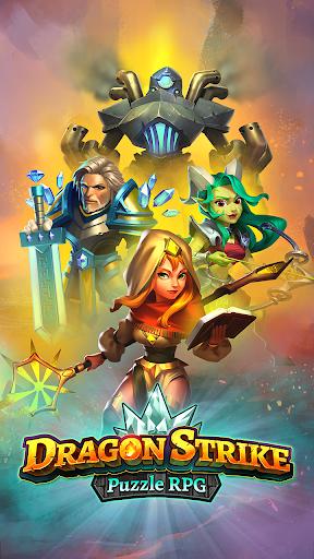 Dragon Strike: Puzzle RPG 0.3.7 screenshots 5