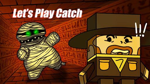 Mummy Maze - Pyramid Run Survival game