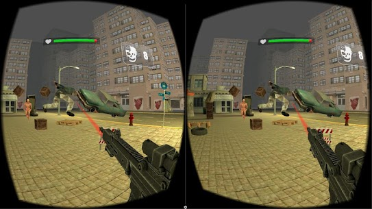 VR Ragdoll Shooter Hack for Android and iOS 2
