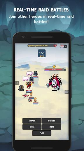 Mana Storia - Simple Browser MMORPG (Beta) 1.3 screenshots 3