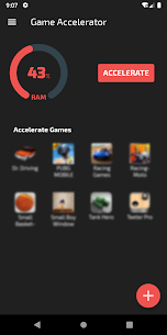 Game Accelerator ⚡Play games without lag⚡ 2.1.24 Apk 1