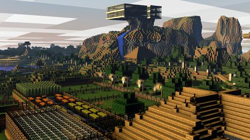 CraftBlock HD: Building 3D Crafting Game  screenshots 3