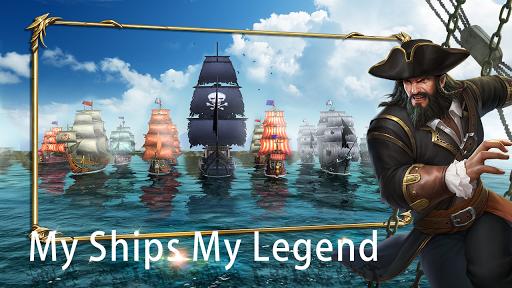 Age Of Pirates : Ocean Empire 1.2.1 screenshots 1