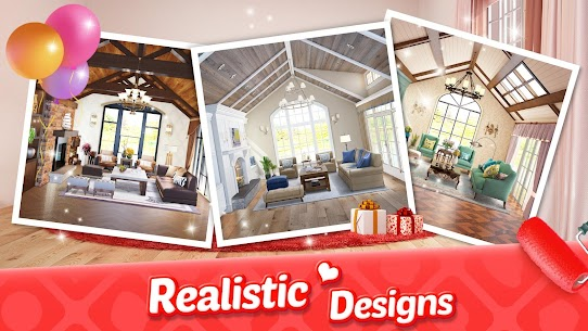 My Home – Design Dreams MOD APK (Unlimited Lives) 3