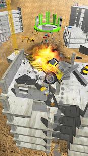 Construction Ramp Jumping - Screenshot 18