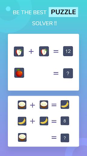 Math Games - Math Puzzles , Best Riddles & Games apkpoly screenshots 3