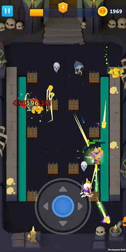 Bullet Knight: Dungeon Crawl Shooting Game android2mod screenshots 5