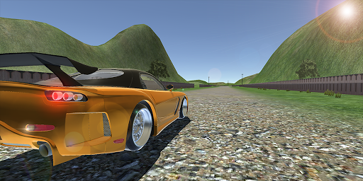 RX-7 VeilSide Drift Simulator: Car Games Racing 3D  screenshots 5