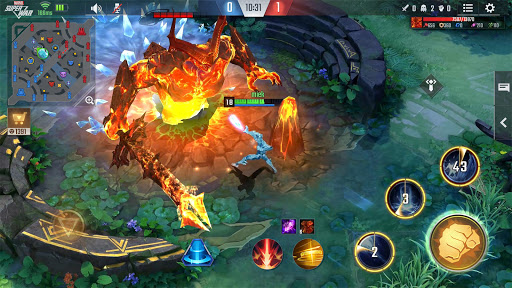 MARVEL Super War goodtube screenshots 8