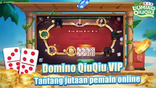 Domino Qiu Qiu Mod Vip Apk Download 2
