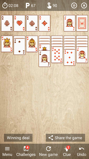 Solitaire: Free Classic Card Game  screenshots 5