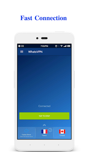 WhatsVPN - Unlimited Free VPN 2.3.700 Screenshots 2