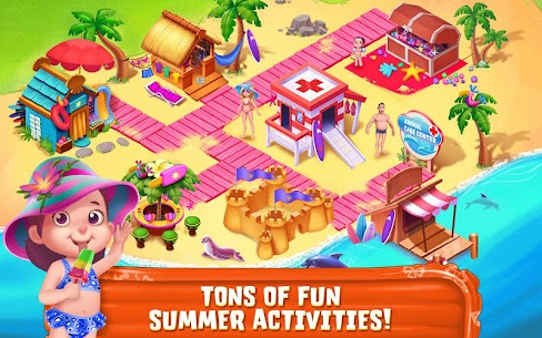 Summer Vacation – Beach Party Apk Download 5